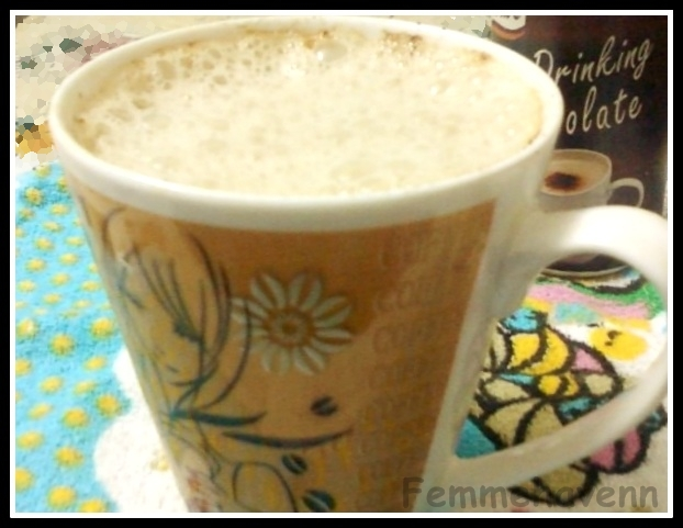 Almonds Coffee