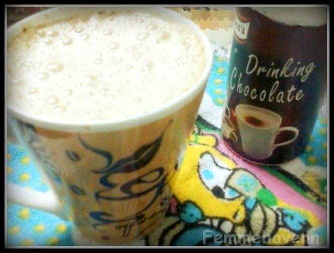 Bubbly Almonds Coffee