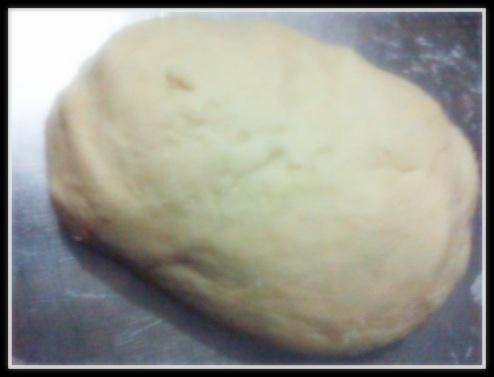 Puffy Pan Naan (All purpose flat bread)