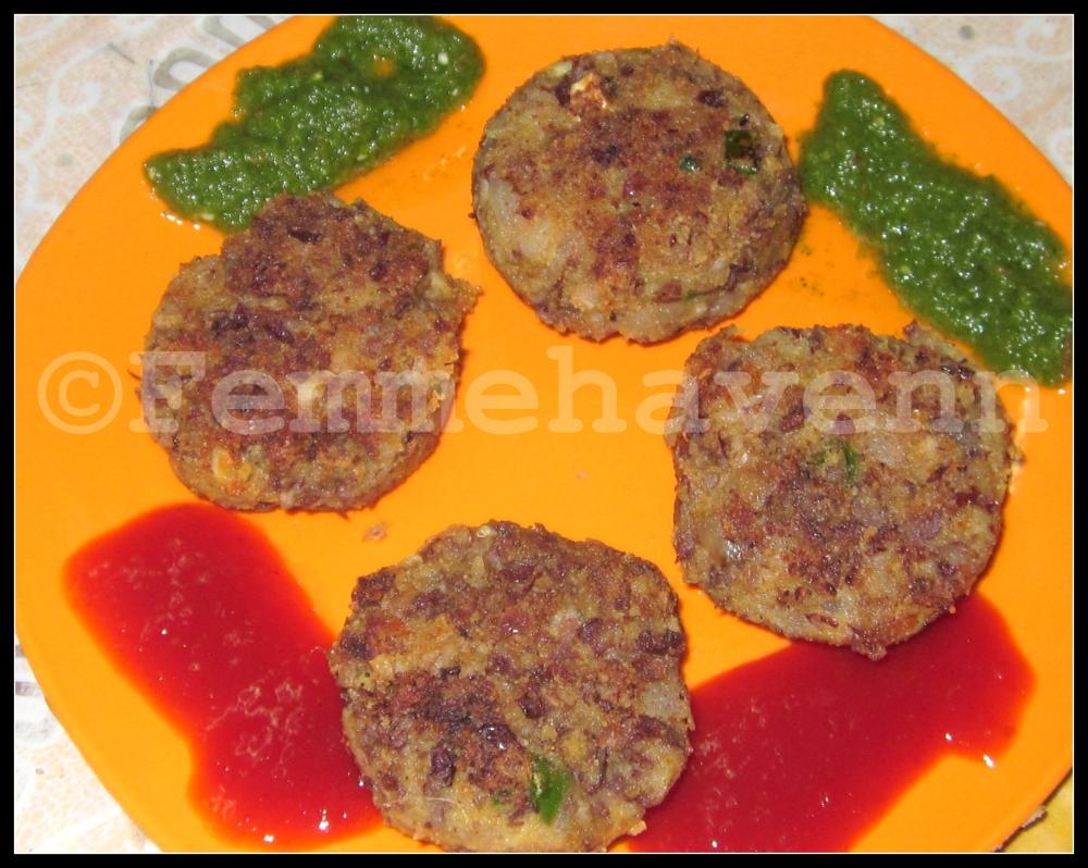 Rajma Kebabs