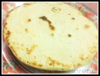 Paneer- Cheese Kathi Rolls