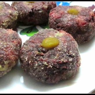 Beetroot Patties