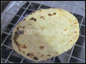 Tandoori Roti 10