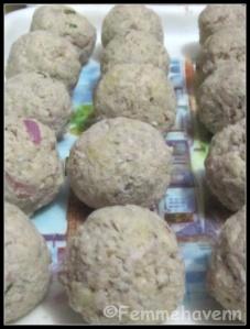 Kathal Kofta (Fried Jackfruit balls in rich spicy gravy)