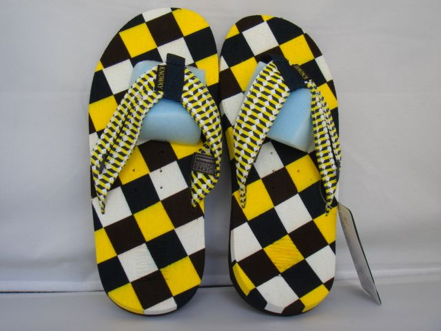 Funky Flip Flop Slippers