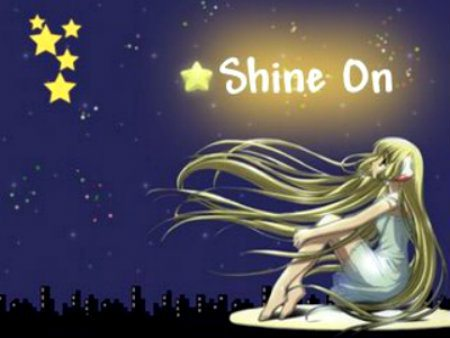 Shine On Award