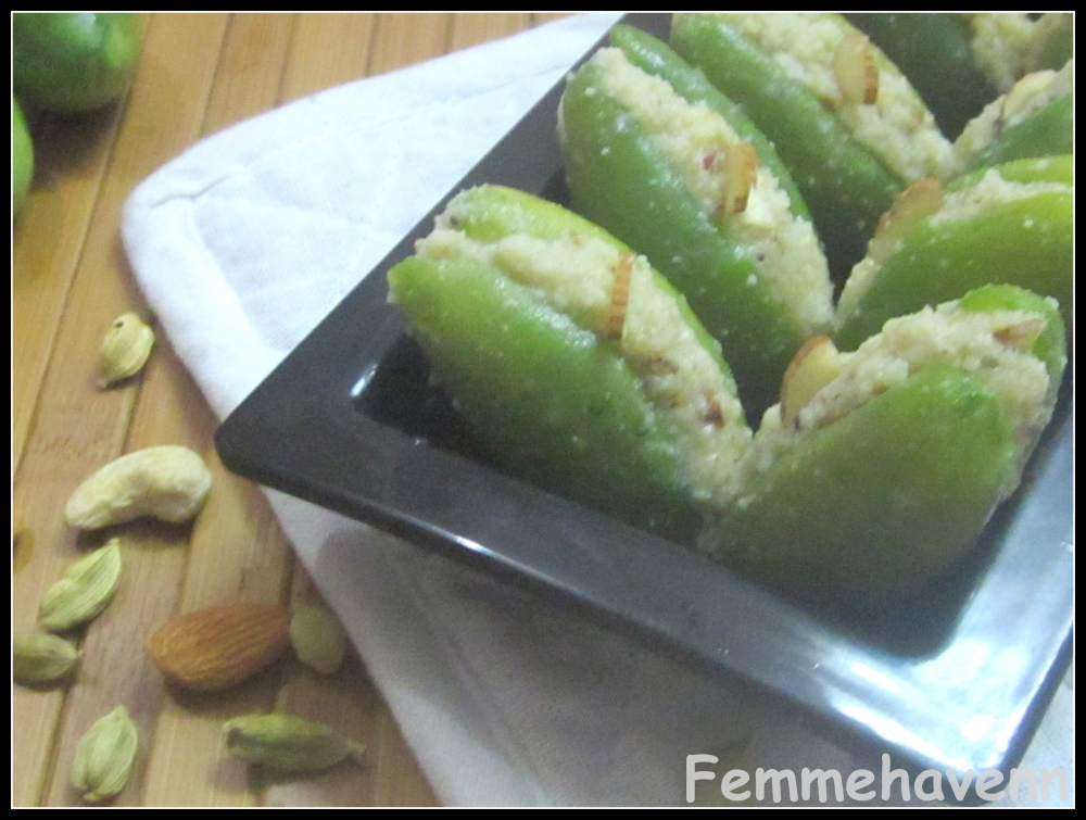 Parwal-Mithai/Sweets or Pointed Gourd Sweets
