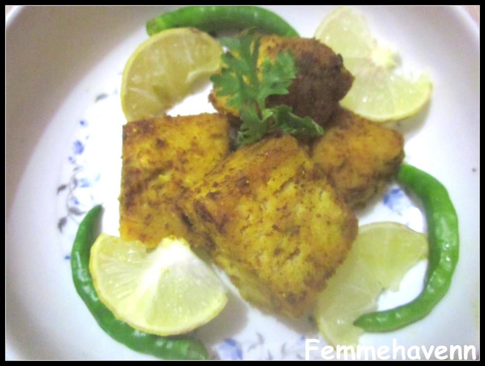 Femmehavenn: Dhoka or Steamed Savory Bengal lentil Bars