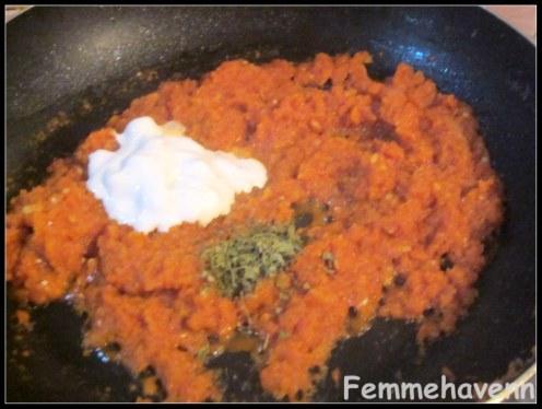 Soya Kofta Curry