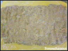 Stuffed Plantain Rolls (Stuffed Raw/Unripe Banana Rolls/Kacche Kele ke Rolls)