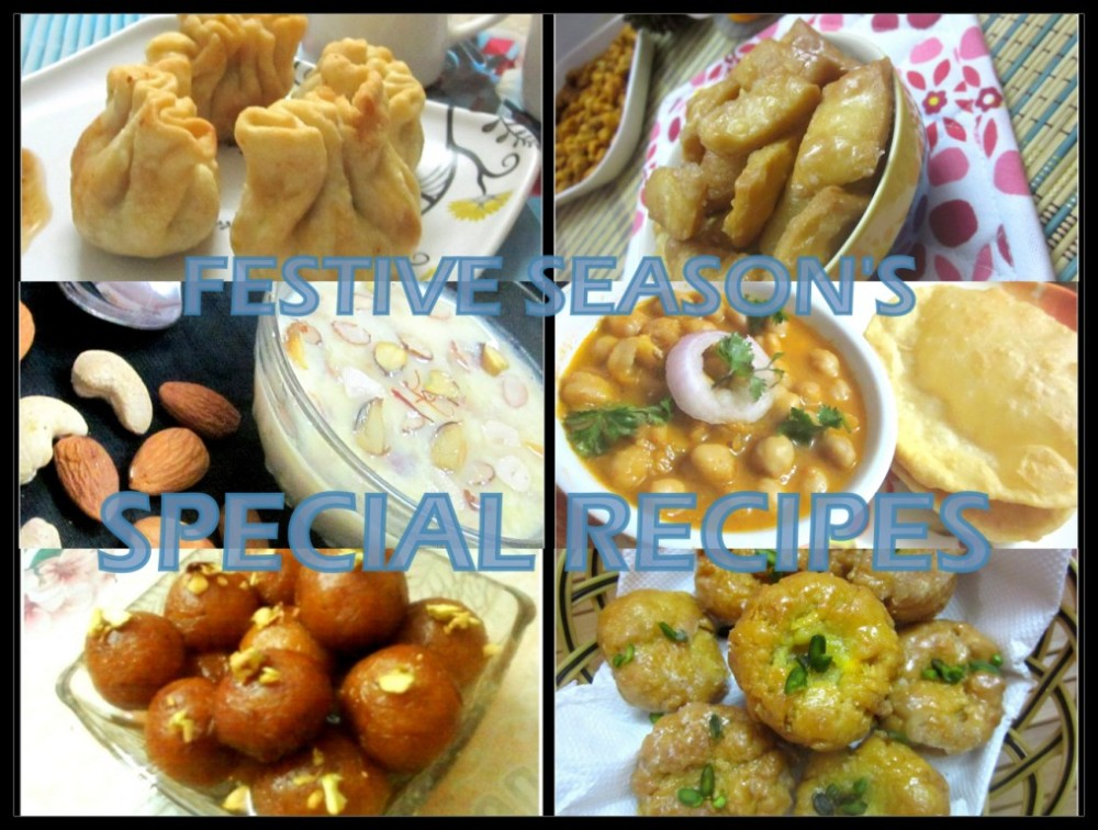 Festive Season's Special Recipes