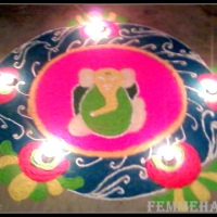 Rangoli Designs Ideas for this Diwali
