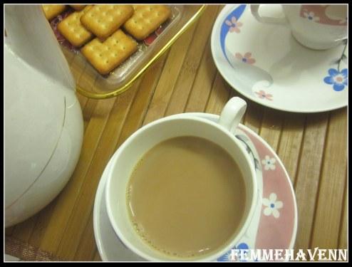 Cadamom Chai/Tea