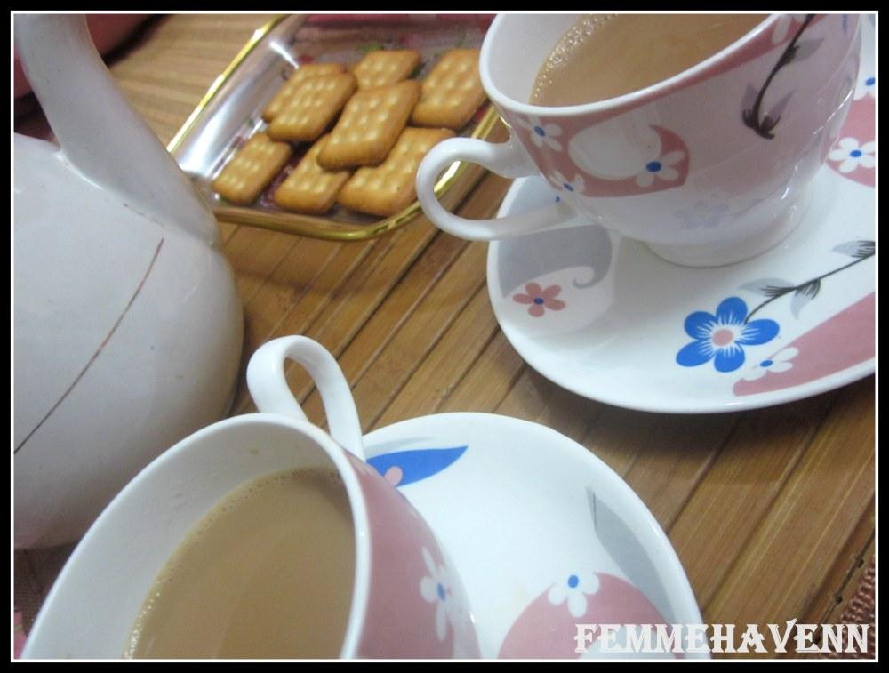 Cardamom Chai/Tea