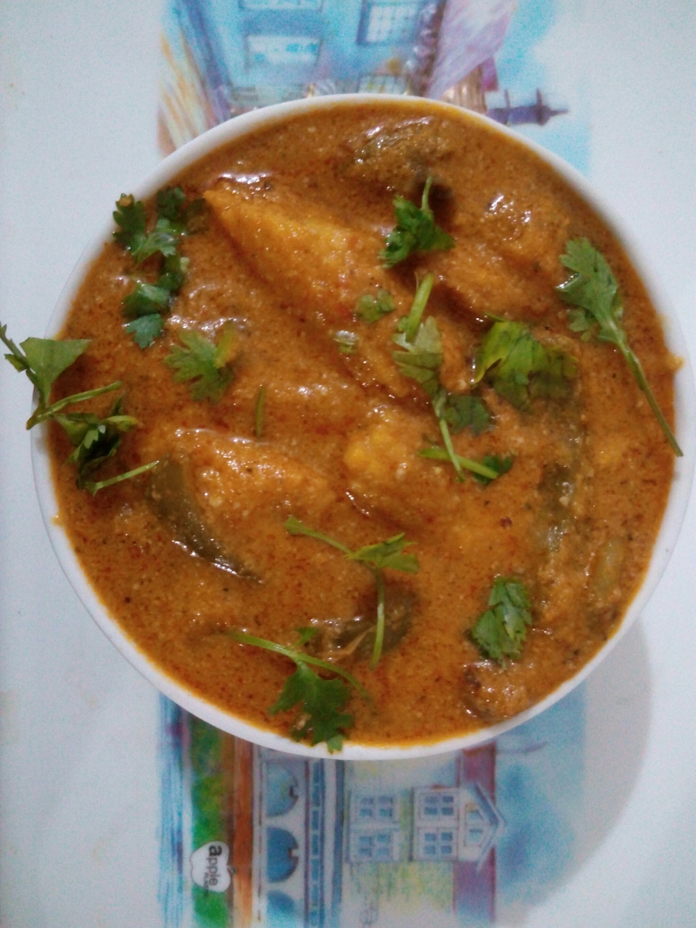 BabyCorn Masala Gravy with mushroom and bell Pepper